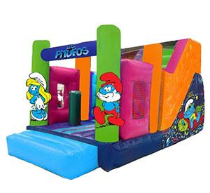 Alquiler castillos hinchables para Fiestas Infantiles