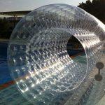 Alquiler Cilindro Hinchable Acuático en Alicante