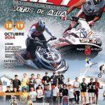 Cartel Copa del Rey de Motos de Agua