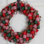 Corona para Fiestas de Navidad