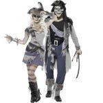 Disfraz Piratas Pareja