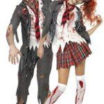 Disfraz Pareja de Zombies