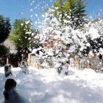 Espuma en Alicante