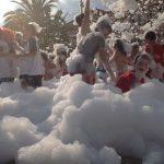 Fiesta de la Espuma Alicante