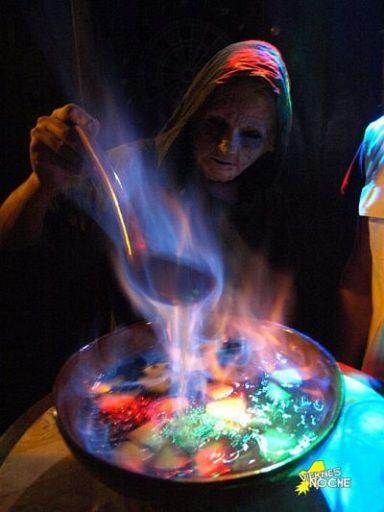 Fiestas y Eventos de Halloween
