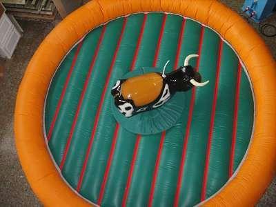Alquilar Toro Mecánico para fiestas infantiles en Alicante