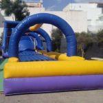 Castillo Hinchable Acuático