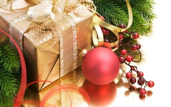 Fiesta Navidad Regalos