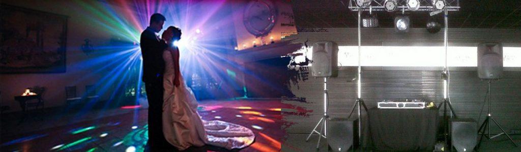 Alquiler de Equipos de Sonido e Iluminación Bodas