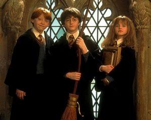 Acabó con Ron, pero todos sabemos que Hermione debía haber elegido a Harry.