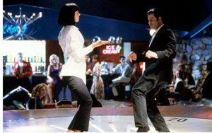 Porque hasta Tarantino crea romances para la historia