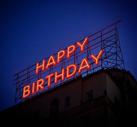 Te ayudamos a celebrar tu fiesta de cumpleaños