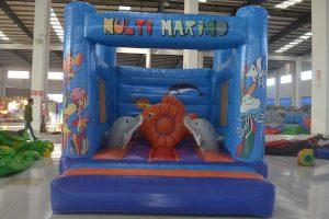 Colchoneta hinchable para fiestas infantiles