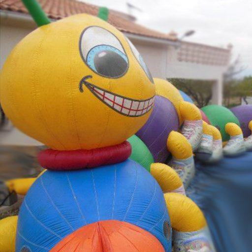 hinchable para animaciones infantiles en Alicante