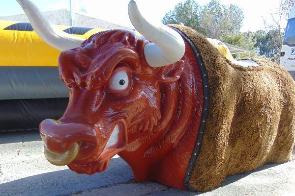 Alquiler toro mecanico en Alicante y Murcia
