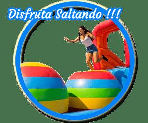Alquiler hinchables deportivos, wipeout, bolas gigantes en Alicante y Murcia