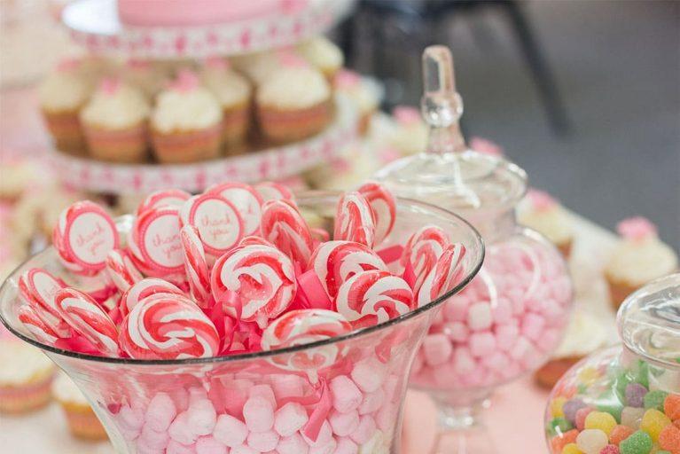 Decoración y aperitivos para todo de fiestas y eventos