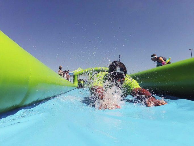Monster Slide, para tus fiestas de verano