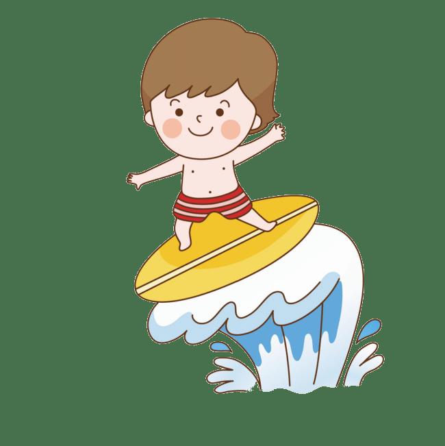 simulador de surf, una atracción que no puedes perderte