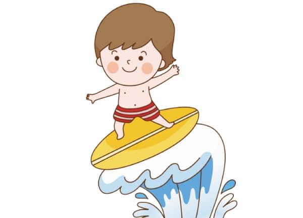 simulador de surf, para los que buscan nuevos retos