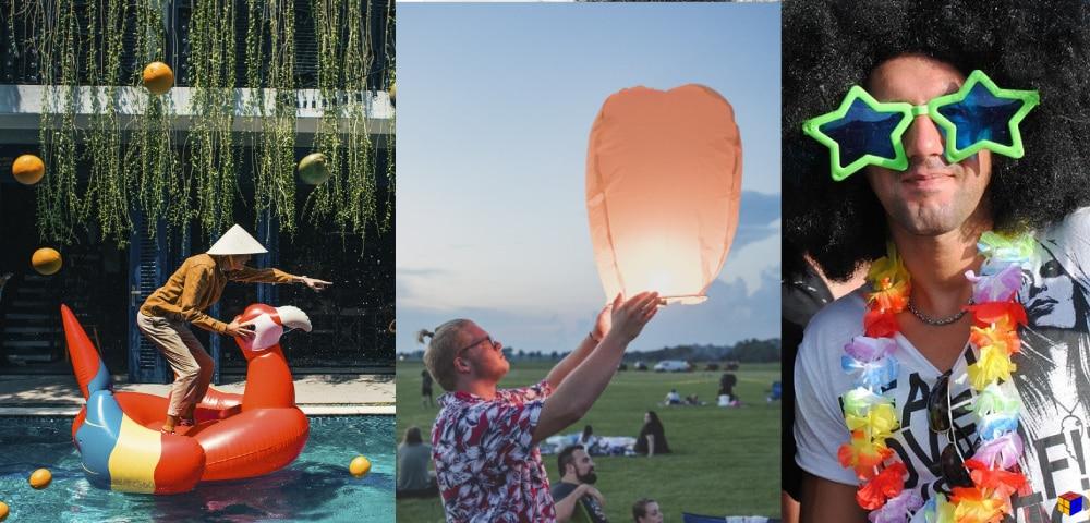 Las mejores ideas para organizar fiestas temáticas este verano