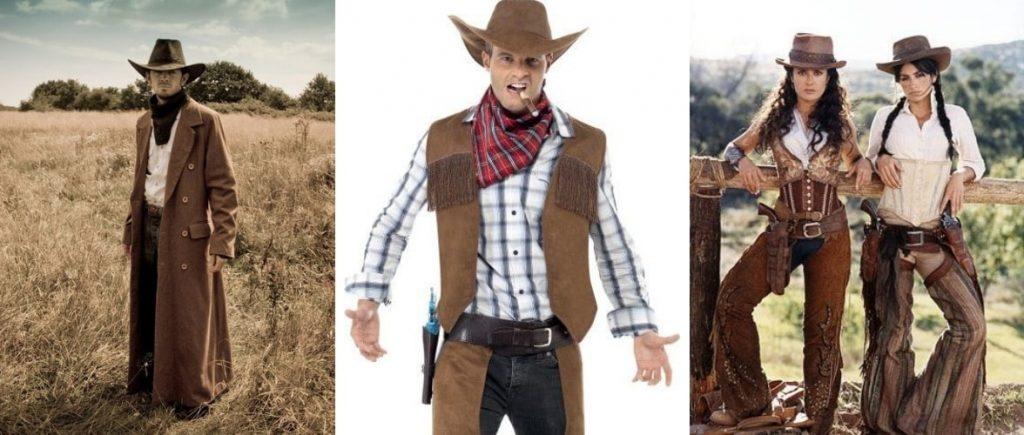 Diseñar y hacer un disfraz de vaquero es más fácil de los que crees.