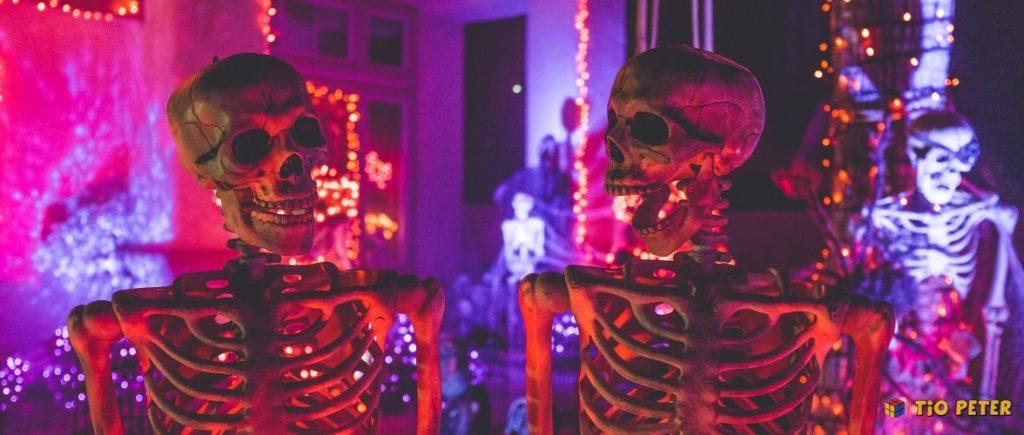 Todo lo que necesitas para preparar la mejor fiesta de halloween