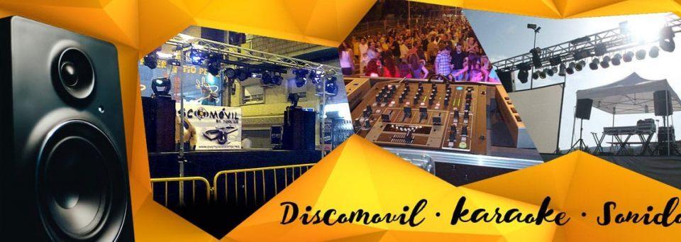 Karaoke y Discomívil con DJ, alquiler equipo de sonido y luz Alicante