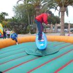 Alquiler atracción mecánica, simulador de surf en Alicante y Murcia
