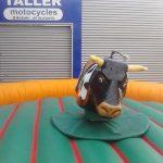 Alquiler atracciones mecánicas, búfalo en Alicante y Murcia