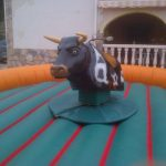 Alquiler toro mecánico para eventos en Alicante y Murcia