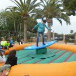 Alquiler simulador de surf infantil en Alicante y Murcia