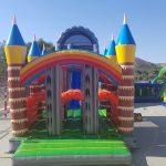 Alquiler colchoneta hinchable para fiestas infantiles