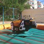 Alquiler toro mecánico para fiestas infantiles en Alicante y Murcia