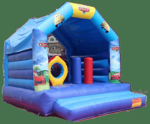Alquiler colchoneta hinchable para fiestas infantiles en Alicante