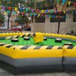 Atracción gaypout y humor amarillo para fiestas y eventos