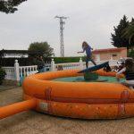 Alquiler simulador de surf para fiestas infantiles en Alicante y Murcia