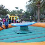 Alquiler simulador deportivo de surf en Alicante y Murcia