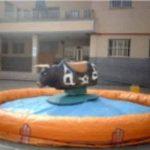 Alquiler toro mecánico para fiestas cumpleaños en Alicante