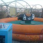 Alquiler de atracciones y toro mecanico para fiestas