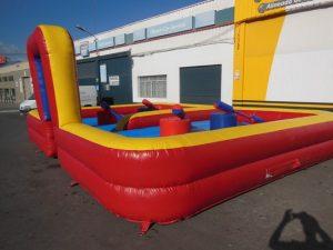 Alquiler Hinchable deportivo para fiestas en Alicante y Murcia