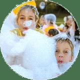 Alquiler Cañon de Espuma - Fiesta de la espuma en Alicante y Murcia