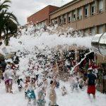 Alquiler Fiesta de la espuma para Colegios