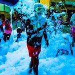 Alquiler fiesta de la espuma en Alicante y Murcia