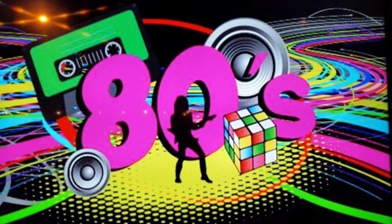 Organizar fiesta de los 80