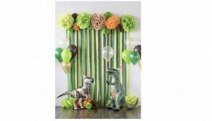 photocall fiesta de dinosaurios