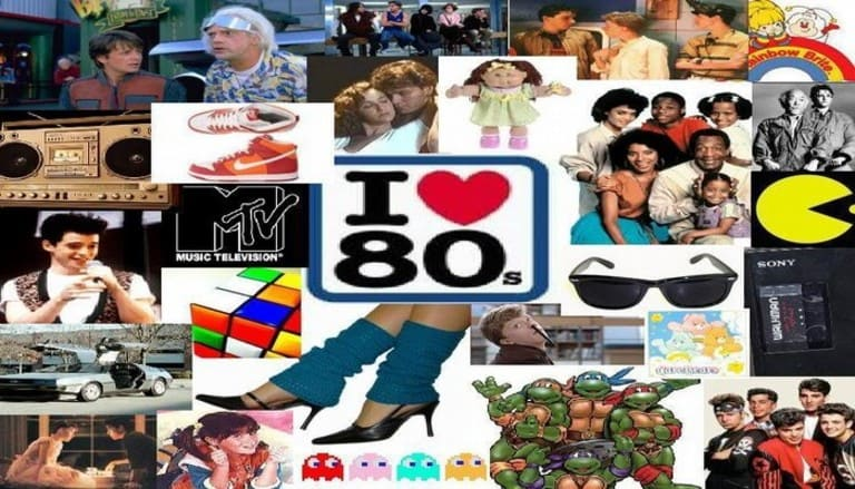 Organizar fiesta temática 80