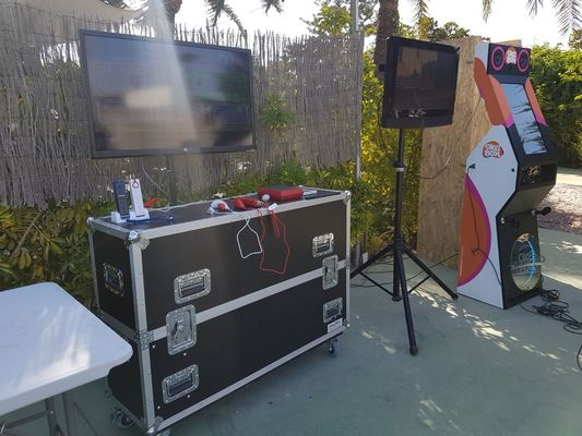 Alquiler karaoke para fiestas infantiles