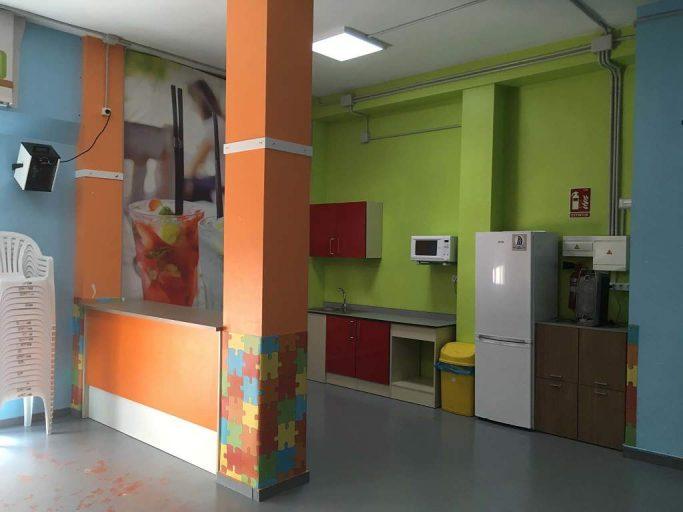 Alquiler local para eventos en Petrer (Alicante)