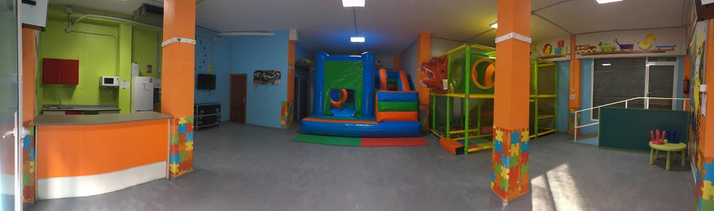 Alquiler local para cumpleaños infantiles en Petrer
